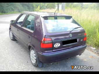 Prodám Škoda Felicia 1.3MPI 50kw mystery