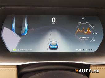 Prodám Tesla Model S 90D PANORAMA - V ZÁRUCE