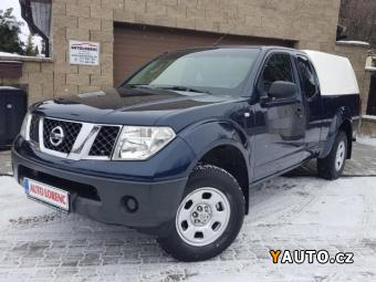 Prodám Nissan Navara 2.5dCi 4x4 1. MAJITEL ČR