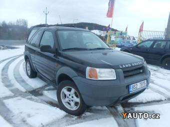 Prodám Land Rover Freelander 1.8 88 kW 4 x 4