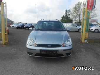 Prodám Ford Focus 74 kW KLIMA Histrorie