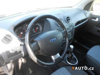 Prodám Ford Fusion 50 kW KLIMA Historie