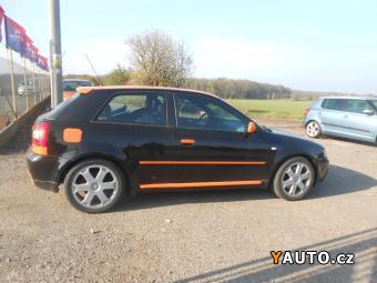 Prodám Audi S3 1.8 154 kW 4x4 Historie