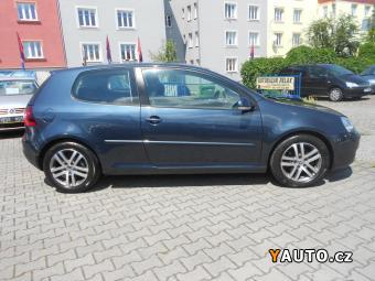 Prodám Volkswagen Golf 1.9TDi 77kW 1. Majitel, Xenon