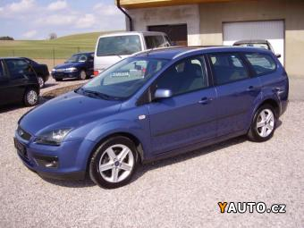 Prodám Ford Focus 1.6 TDCi Edition, 1. maj. TOP