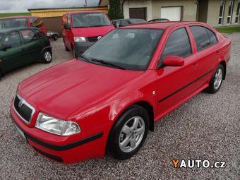 Prodám Škoda Octavia 1,6i Tour,CZ původ, serviska, TOP