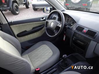 Prodám Škoda Fabia 1,4MPi combi Comfort,