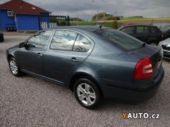 Prodám Škoda Octavia 1,6MPi Elegance, 1. maj, alu, xenony, TOP