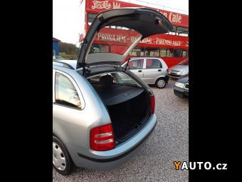 Prodám Škoda Fabia 1,4MPi combi, Comfort, abs, klima