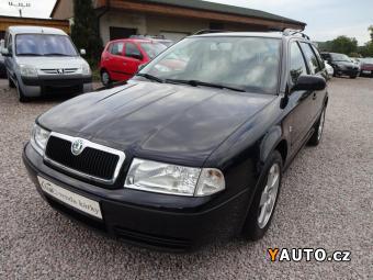 Prodám Škoda Octavia 1,9TDi combi, ,1. maj 157tkm TOP