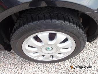 Prodám Škoda Octavia 1,9TDi Elegance, 96kw, xenony, 16 alu