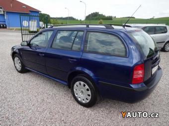 Prodám Škoda Octavia 1,9TDi combi, Tour, 1. maj, 169tkm