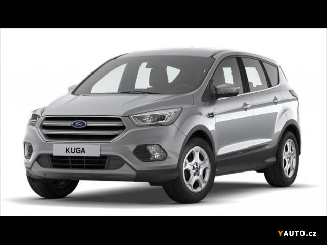 Prodám Ford Kuga 1,5 EcoBoost 88kW, TREND