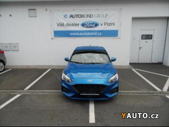 Prodám Ford Focus 1,0 EcoBoost 92kW, ST-line