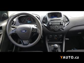 Prodám Ford Ka+ 1,2 5D Ultimate 1.2