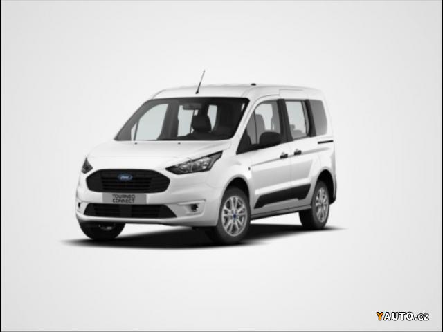 Prodám Ford Tourneo 1,0 CONNECT TREND 1.0 74kW