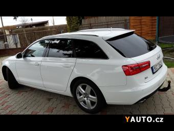 Prodám Audi A6 Avant 2.0 TDI ULTRA 140kw