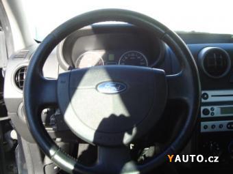 Prodám Ford Fusion 1.4 TDi++AUTOMAT++ SERVISKA++