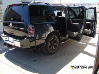 Prodám Nissan Pathfinder Armada 5.6 V8 +7 MÍST+4 x4