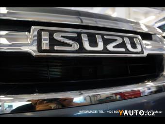 Prodám Isuzu D-Max 2,5 Custom DoubleCAB MT