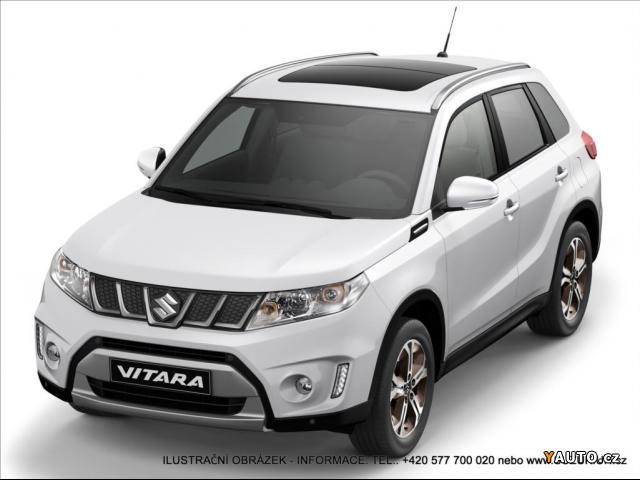 Prodám Suzuki Vitara 1,6 Elegance AllGrip SE