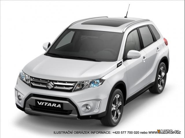 Prodám Suzuki Vitara 1,6 Elegance AT