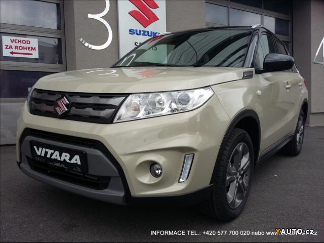 Prodám Suzuki Vitara 1,6 Premium AllGrip 4x4