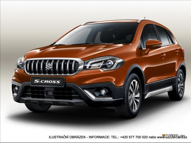 Prodám Suzuki S-Cross 1,4 Premium AT AllGrip