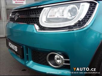 Prodám Suzuki Ignis 1,2 Elegance AllGrip 4x4