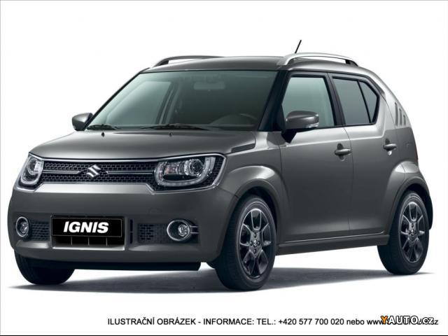 Prodám Suzuki Ignis 1,2 Premium