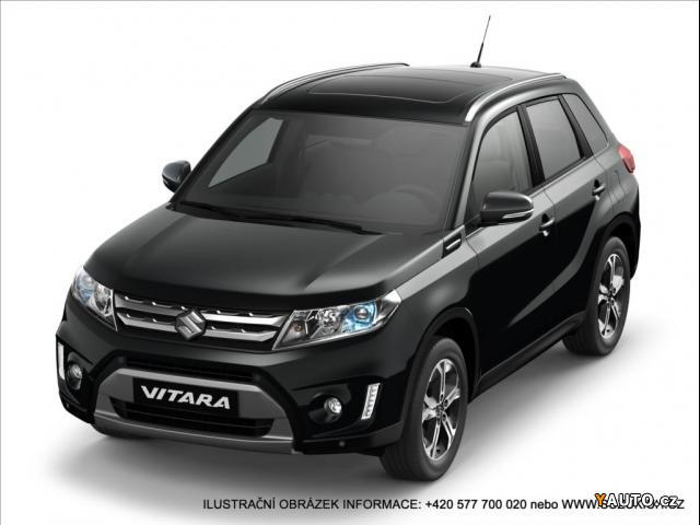 Prodám Suzuki Vitara 1,6 Comfort AllGrip 4x4