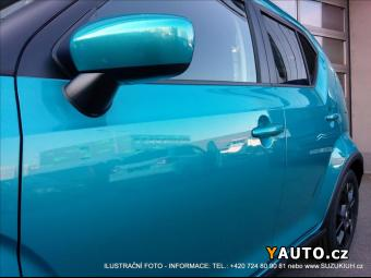 Prodám Suzuki Ignis 1,2 Premium AllGrip 4x4