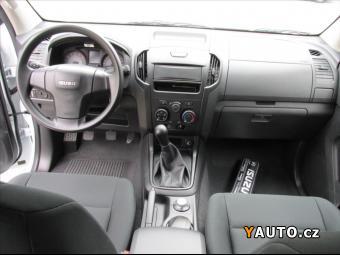 Prodám Isuzu D-Max 1,9 D SINGLE CAB 3STR. SKLÁPĚČ