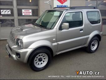 Prodám Suzuki Jimny 1,3 Comfort 4x4