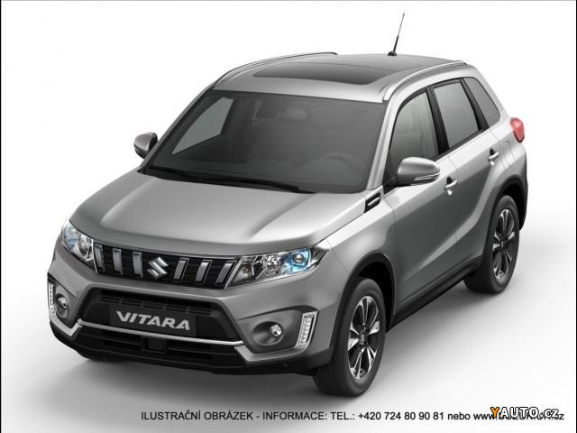 Prodám Suzuki Vitara 1,4 Premium AT AllGrip