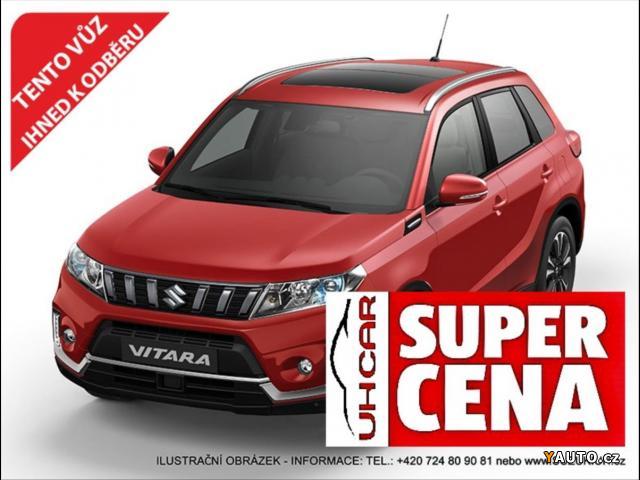 Prodám Suzuki Vitara 1,4 Elegance AllGrip