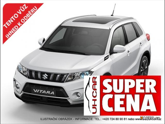Prodám Suzuki Vitara 1,4 Elegance AllGrip Panoram