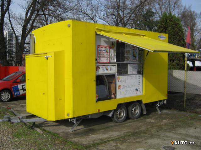 Prodám TRIO IMPEX PV-PN-02-P POJÍZDNÁ PRODEJNA