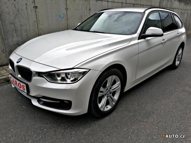 Prodám BMW Řada 3 318d Xdrive Sport, Xenon, výhřev