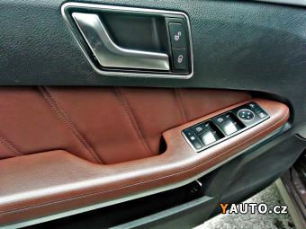 Prodám Mercedes-Benz Třídy E E220CDI 125KW AVANTGARDE