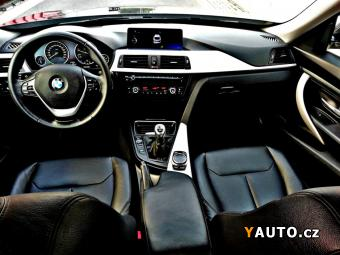 Prodám BMW Řada 3 REZERVACE 320D GT 135KW XDRI