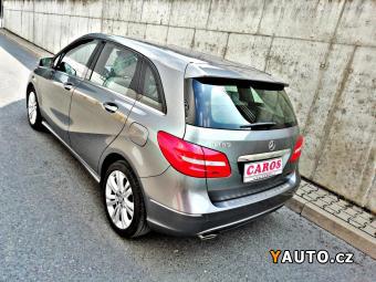 Prodám Mercedes-Benz Třídy B Rezervace B180 1,6i executi