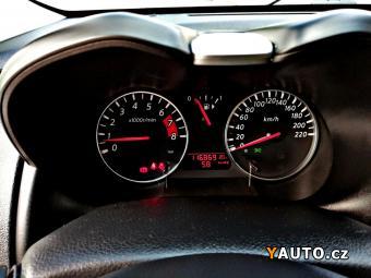 Prodám Nissan Note 1,6i 81kw, Navi, klima