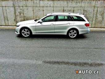 Prodám Mercedes-Benz Třídy E E250cdi aut., avangrade, xenon, n