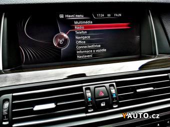 Prodám BMW Řada 5 530XD Aut. Luxury, Navi, Xenon, K