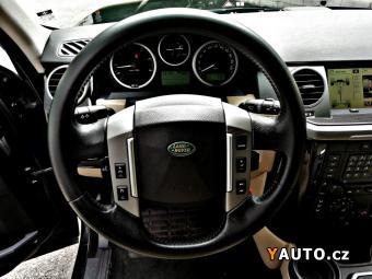 Prodám Land Rover Discovery 2,7 TDV6 HSE, kúže, výhřev, xenon