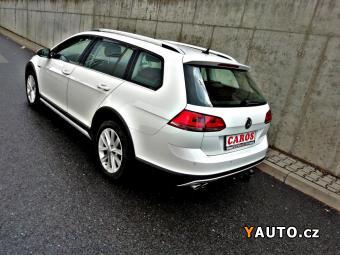 Prodám Volkswagen Golf 2,0tdi Alltrack4x4 High, Navi, x