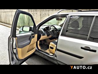 Prodám Land Rover Freelander 2,2TD 118kw, výřev, klima, kůže, A