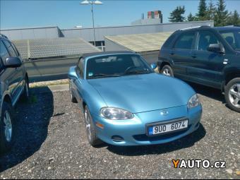 Prodám Mazda MX-5 1,6 1.6I 16V SPORT