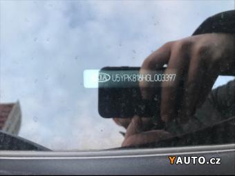 Prodám Kia Sportage 1,6 T-GDI 4X4 DCT GT LINE
